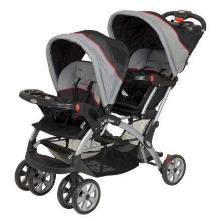 0569a8557 Eshops Chile - Baby Trend Sit N stand coche doble - Millennium