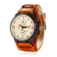 3C CURREN 8225 Reloj Submarino Decorativo Masculino Reloj De