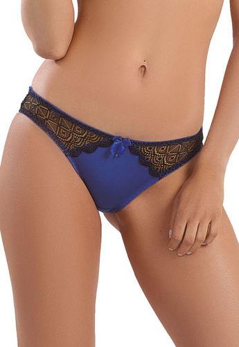 8bf673b66d4c Eshops Chile - Calzón Bikini Microfibra Azul Baziani