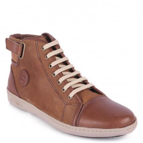 aff145fb126 Eshops Chile - Zapato hombre casual cuero 16 Hrs - Planeta Zapato