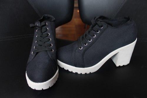 43cc74bb De: mercadolibre.cl. Zapatos Tacos Plataformas Fiorucci Talla 35 - $ 15.000