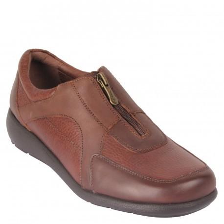 3bd5d588dd4 Eshops Chile - Zapato Mujer Casual Cuero 16 Hrs - Planeta Zapato