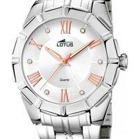 5376c9647c0e Reloj Blanco Lotus Mujer Trendy Lotus