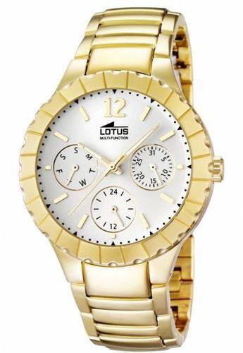 6e57178fc4ce Eshops Chile - Reloj Blanco Lotus Mujer Trendy Lotus
